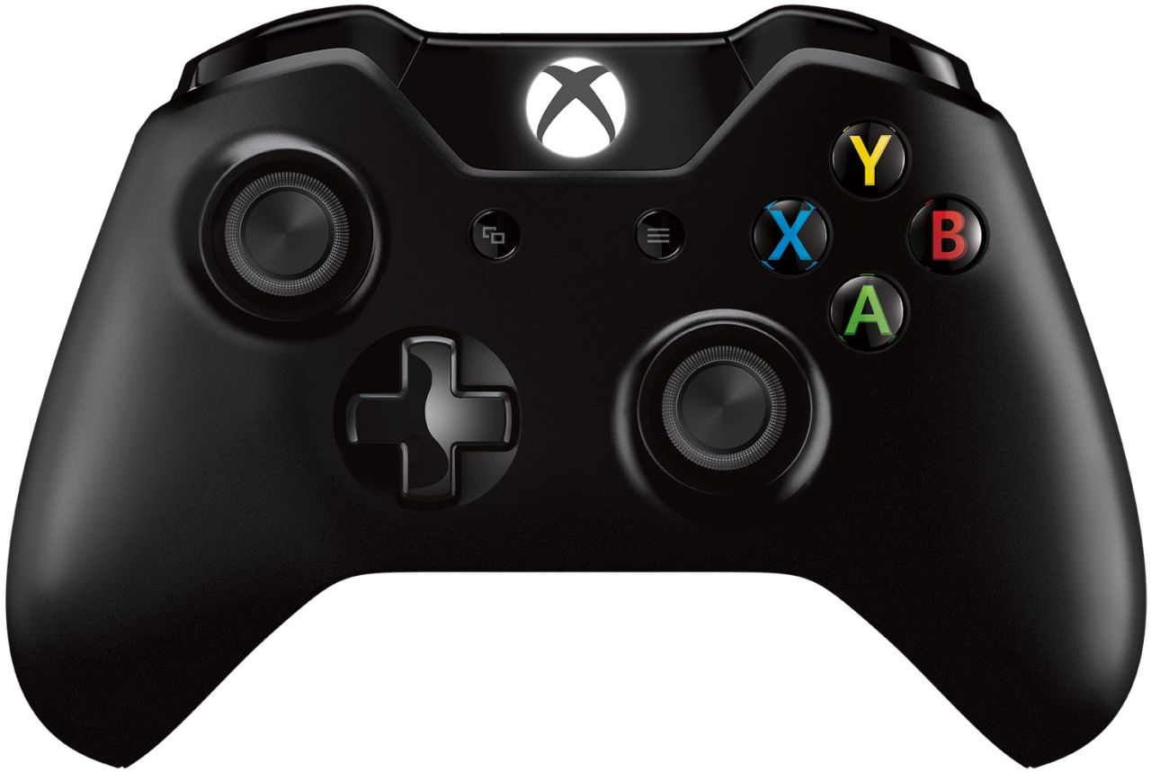 Xbox - One Wireless Controller - Black